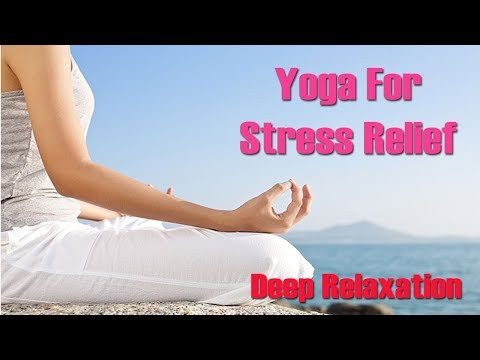 Yoga For Stress Relief | Deep Relaxation In Tamil