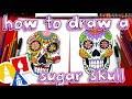 30+ Trends Ideas Skull Drawing Ideas Dia De Los Muertos