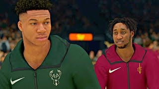 GIANNIS MADE A MISTAKE TRASH TALKING THE 6GOD! BREAKING ANKLES ON THE COURT! - NBA 2K19 MyCAREER