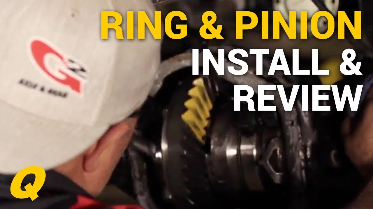 How to install ring  pinion gears in  jeep wrangler jk also youtube rh