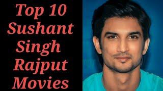  Top 10 Sushant Singh Rajput Movies   Bollywood Gossips 