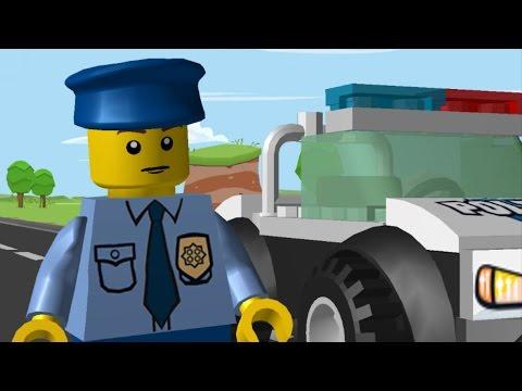 LEGO Juniors Quest - Police Officer | Animation (Cartoon) full movie ...