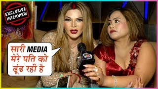Rakhi Sawant First Interview After Marriage | Revealed Full Details | EXCLUSIVE INTERVIEW