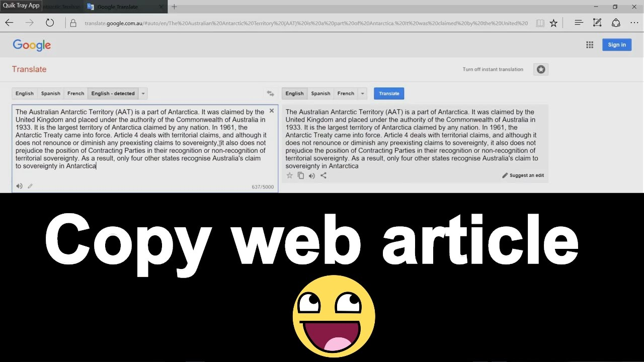 How To Copy Article Or Assignment And Make It Your Own Youtube