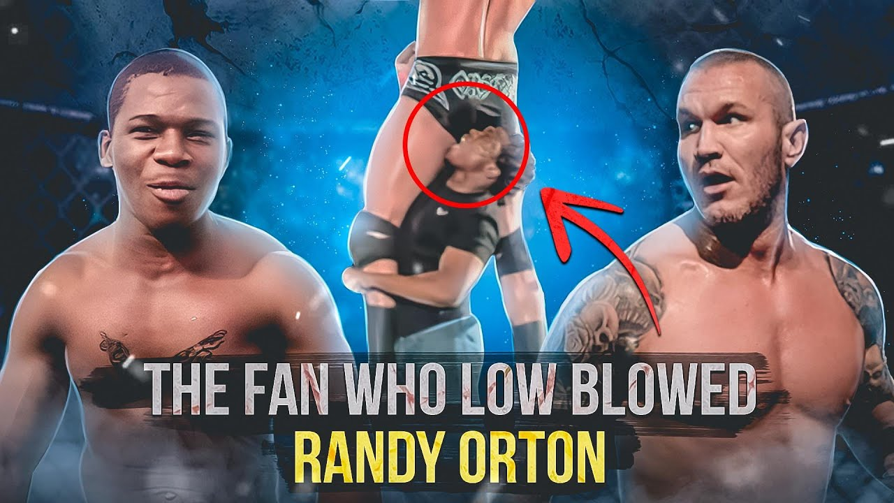 What Happened to the Fan Who Attacked Randy Orton in South Africa?