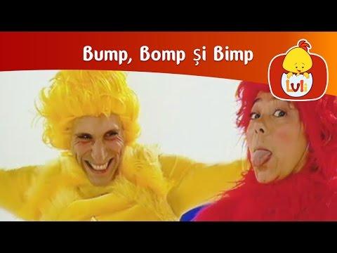Bump, Bomp și Bimp - Gură, pentru copii