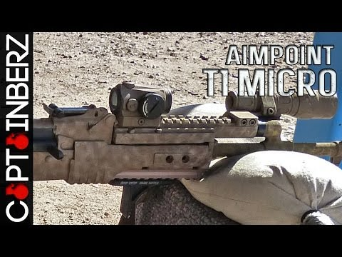 Aimpoint T-1 Micro Red Dot