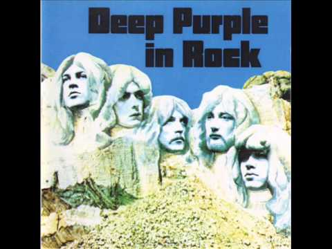 Deep Purple in Rock (Full Album)