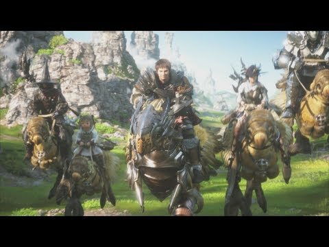 You Can Now Play Final Fantasy XIV's Free Trial Indefinitely