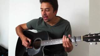 bryan adams run to you acoustic cover