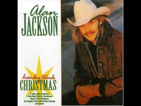 Alan Jackson  *_* A Holly Jolly Christmas