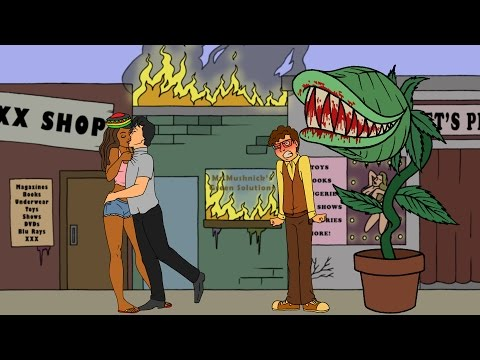 FAIRY TALE FRIDAY - LITTLE SHOP OF HORRORS