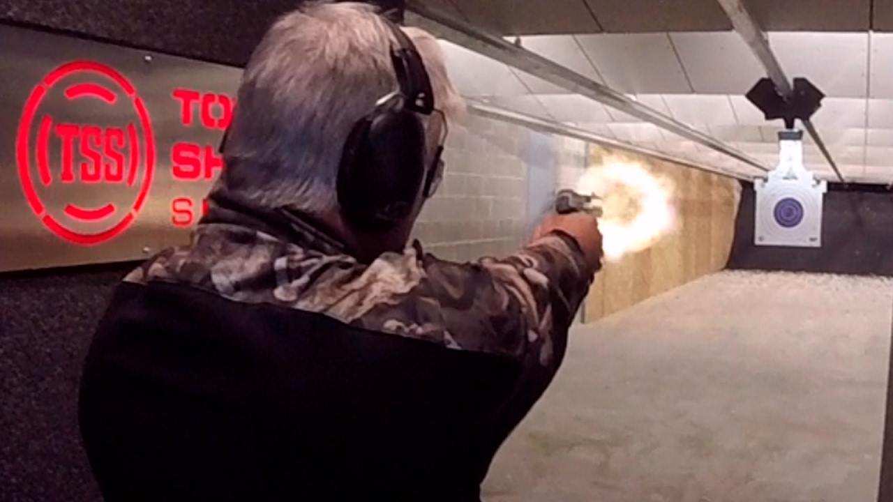 Range Day - Barry & Shawn shoot the Ruger SR9