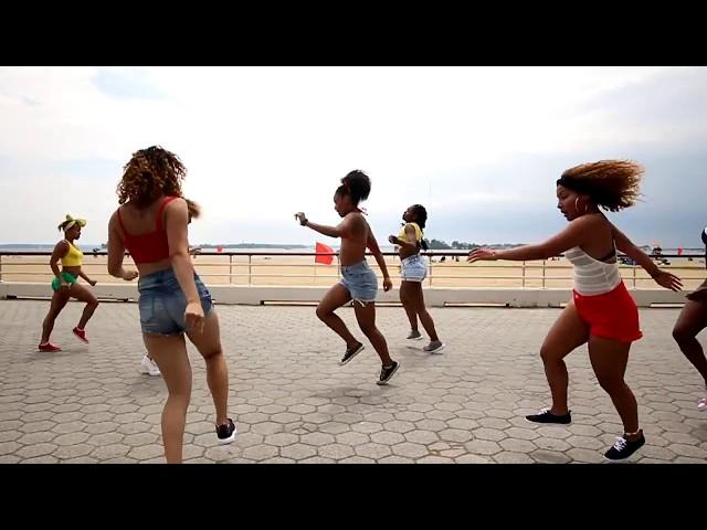 Major Lazer - Particula   Loli Santiago Choreography @LoliDance