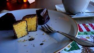 Klassische Baumkuchen Spitzen - Kölner Baumkuchen Rezept & Verarbeitung zu Spitzen - Kuchenfee