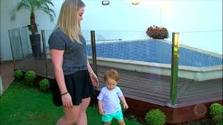 Gêmeos de um ano e dois meses morrem afogados em piscina no MS thumbnail