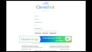 Let's Trash Cleverbot - [GERMAN|HD]
