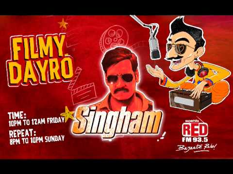 Filmy Dayro : Singham Movie