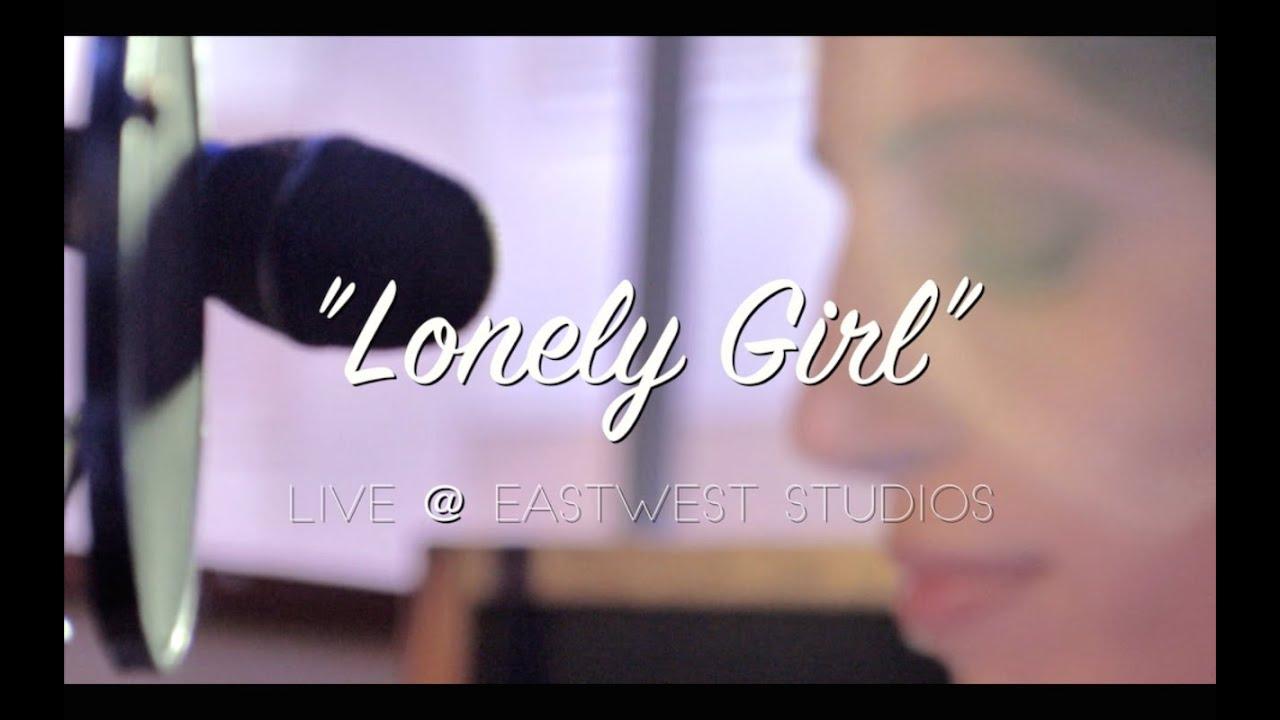 ELLENE MASRI Live @ EastWest Studios | LONELY GIRL
