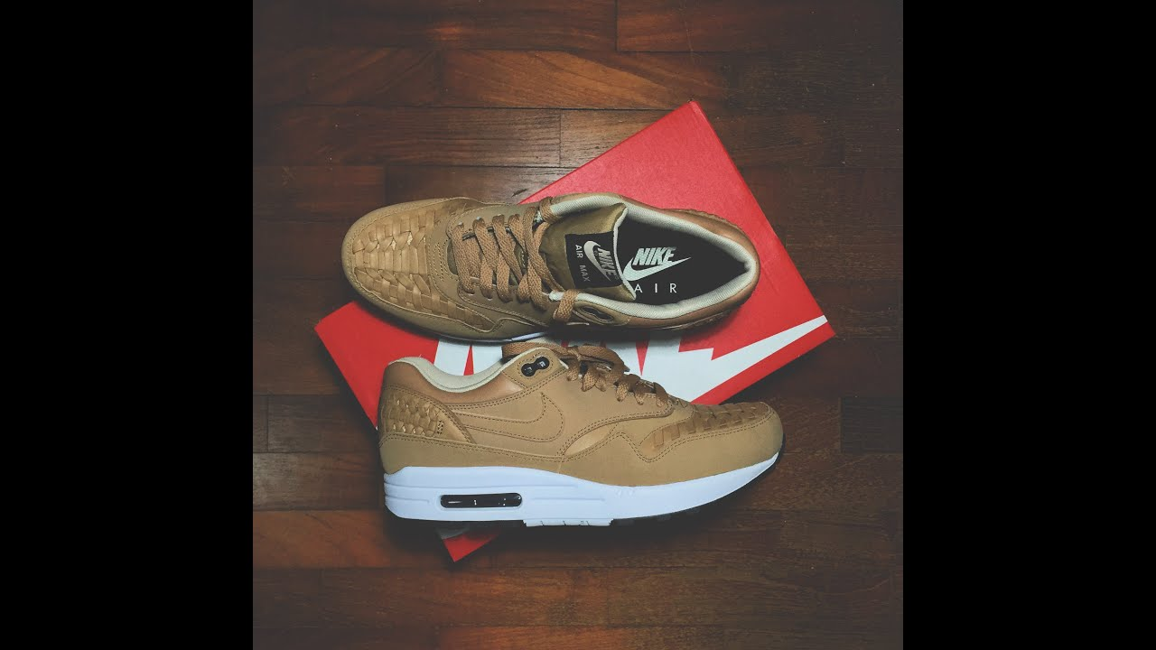 Nike Air Max 1 Premium Sp Braun