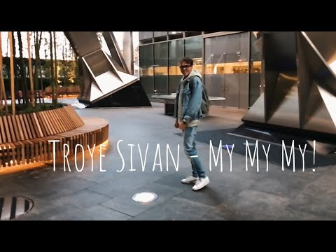 Cover Lagu Troye Sivan - My My My! - Cover (Lyrics and Chords) STAFABAND