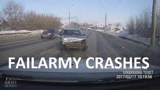 FAIL   Car Crash Compilation 2017    FailArmy Crashes