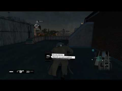 Silent Way Up (WATCH DOGS)