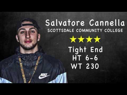 Auburn Signee Profile: Salvatore Cannella
