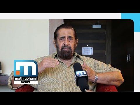 Attack On Actress: Actor Madhu Speaks| Mathrubhumi News