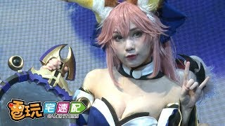 【2019 TpGS】 台北國際電玩展現場直擊影片速報Day1_電玩宅速配20190125