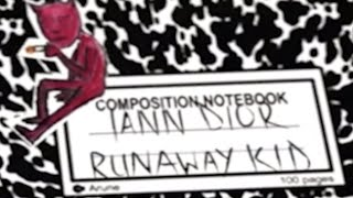 iann dior - Runaway Kid (Official Lyric Video)