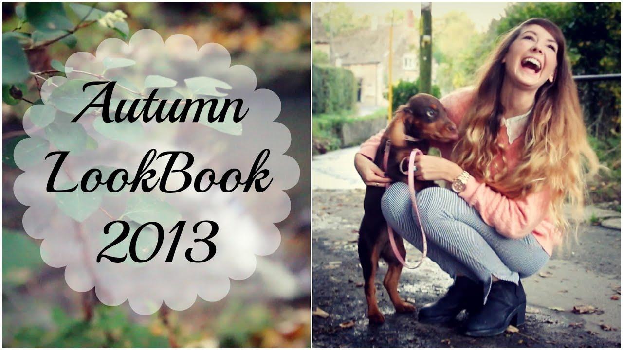 Autumn Lookbook Zoella Youtube