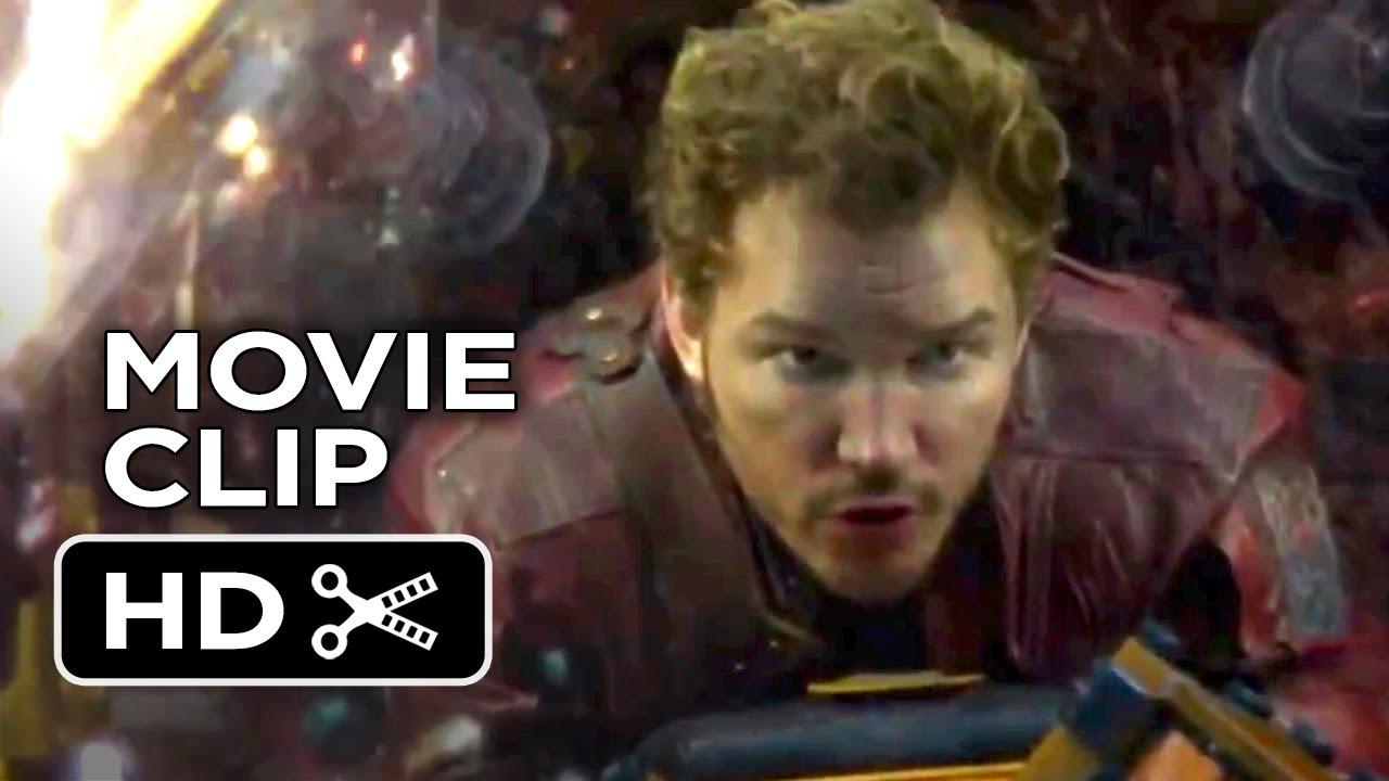 Guardians Of The Galaxy Movie Clip Pods 2014 Chris Pratt Bradley Cooper Movie Hd
