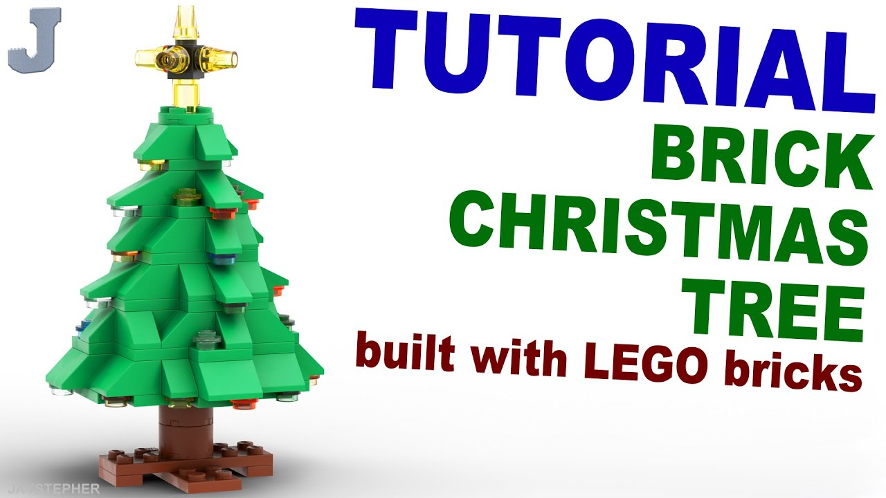 how to build tree lego