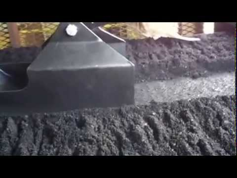Measure moisture in crushed coal - using the Hydro-Mix Sensor