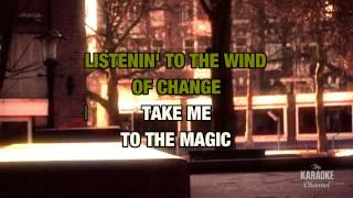 Scorpions   Wind Of Change Karaoke)