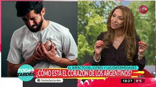 ¿Cómo está el corazón de los argentinos?