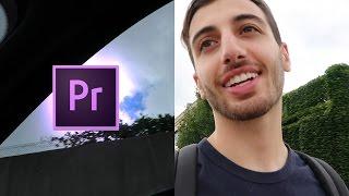 Adobe Premiere Pro Tutorial: How to create Split Screen Side by Side Video Effect