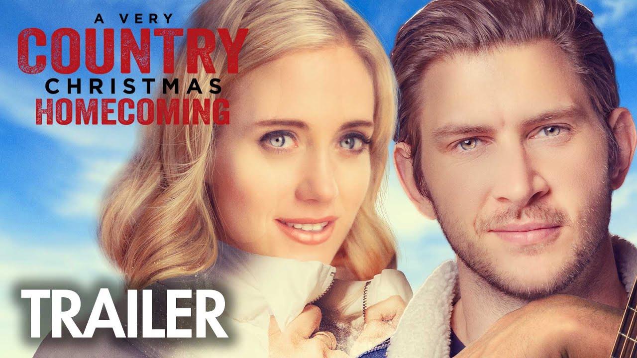 Carter Christmas 2020 Youtube A Very Country Christmas Homecoming (2020) | Trailer | Greyston