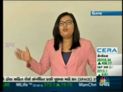CNBC Bajar,Feature on Prisma by Oberoi Realty,Ms. Rochelle Chatterjee-VP,Head,Residential Sales.