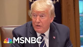 In Remarks, Donald Trump Removed Line About Bringing Election Hackers To Justice | Hardball | MSNBC
