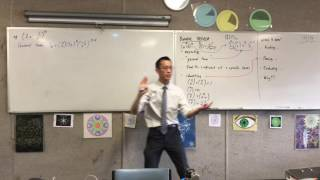Binomial Theorem (2 of 2: Finding the constant term in a binomial expansion)