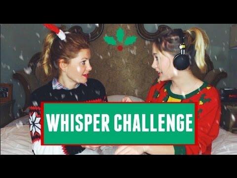 WHISPER CHALLENGE w Mama