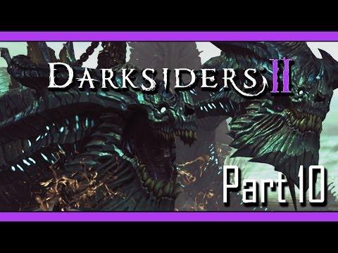 Zalzar plays: Darksiders II, Part 10 - MOVES LIKE JAGGER!