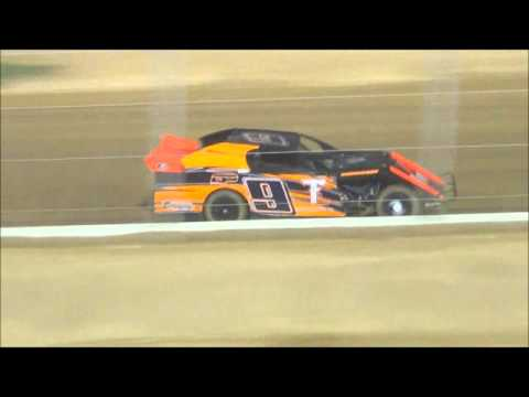 Kinzer Edwards Racing April 22, 2016 Outlaw Motor Speedway