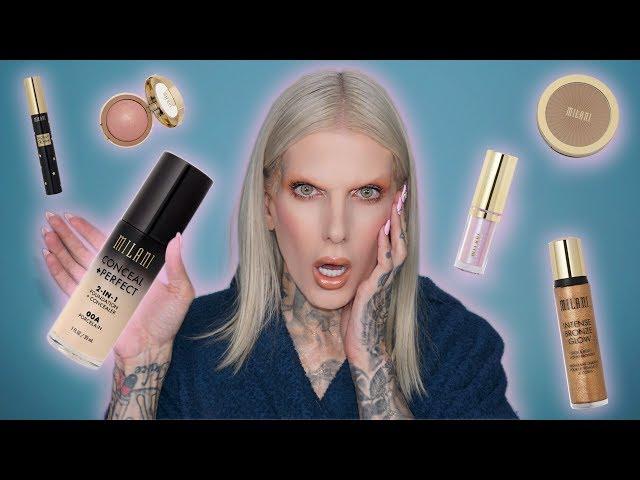 Full Face Using Only Milani Makeup…  Im Shook!