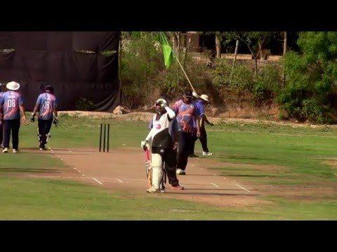 Hyderabad Chargers Vs Apollo Medskills 1st Innings