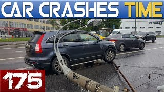 BEST OF DASH CAMS - Weekly Compilation most crazy & fails moments - Episode #175 HD