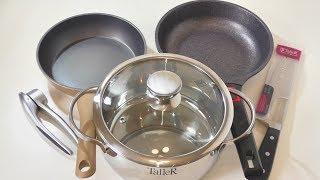Обзор посуды TalleR.