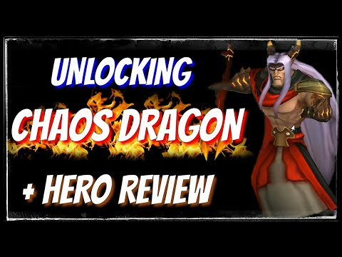 Unlocking Chaos Dragon - Lords Mobile